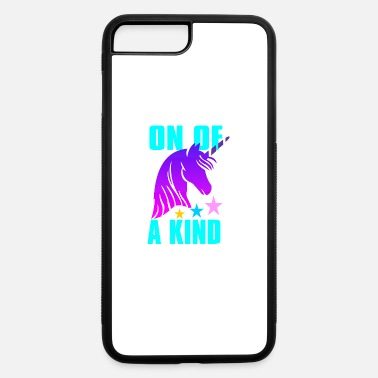 One Of A Kind one of a kind unicorn - iPhone 7 & 8 Plus Case