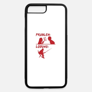 Solutions Problem solution fishing trip fishing day gift - iPhone 7 & 8 Plus Case