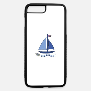 Sailboat sailboat - iPhone 7 & 8 Plus Case
