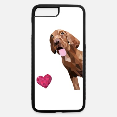 Bags-backpacks Vizsla Puppy Bags & backpacks - iPhone 7 & 8 Plus Case