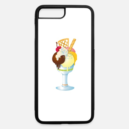 Chill iPhone Cases - Happy Birthday - iPhone 7 & 8 Plus Case white/black