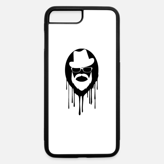 Business iPhone Cases - Gentleman - iPhone 7 & 8 Plus Case white/black