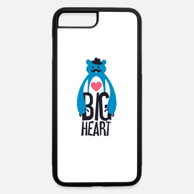 Big Heart Big Heart Bear - iPhone 7 & 8 Plus Case