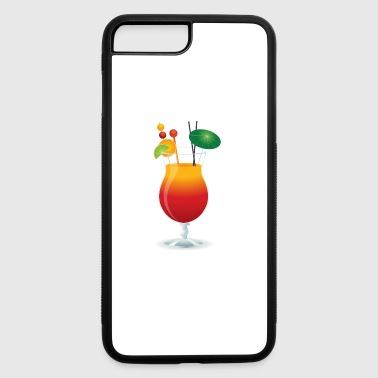 Caribbean Cocktail - iPhone 7 Plus/8 Plus Rubber Case