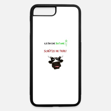 Animal Welfare Protect the animals! Animal welfare! - iPhone 7 Plus/8 Plus Rubber Case