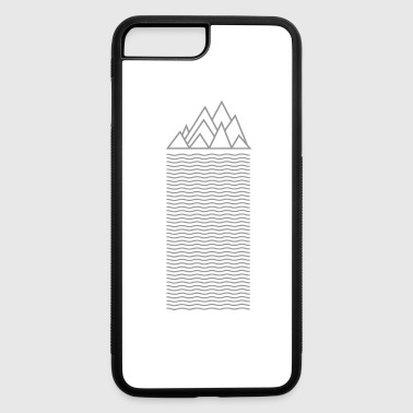 Island - iPhone 7 Plus/8 Plus Rubber Case