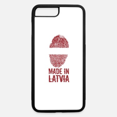 Latvia Made In Latvia - iPhone 7 & 8 Plus Case