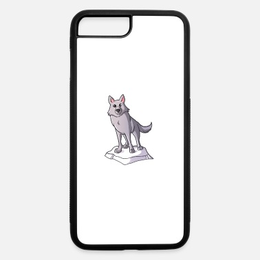 Realist Arctic animals cute wulf kids gifts - iPhone 7 & 8 Plus Case