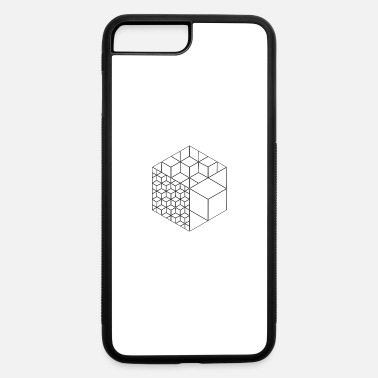 Cube cubes - iPhone 7 & 8 Plus Case