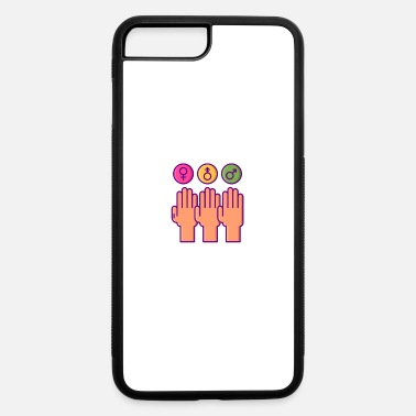 Sexuality 052 sexual orientation - iPhone 7 & 8 Plus Case