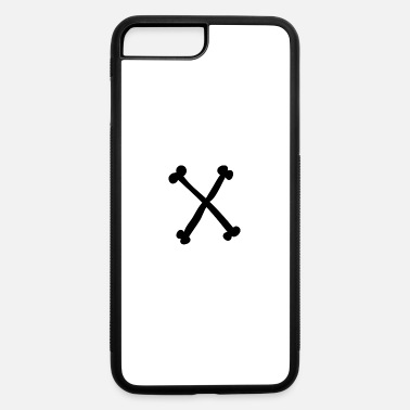 Bone bones - iPhone 7 Plus/8 Plus Rubber Case