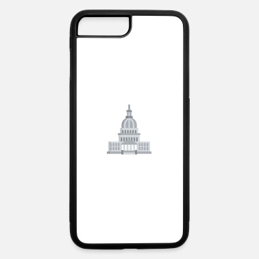Capitol 047 capitol - iPhone 7 & 8 Plus Case