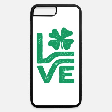 All Saints Day Love Shamrock Saint Patrick's Day - iPhone 7 & 8 Plus Case