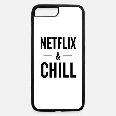 Netflix Netflix - iPhone 7 Plus/8 Plus Rubber Case