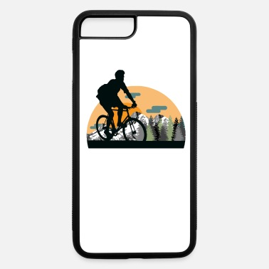 Alps Alps cyclist - iPhone 7 & 8 Plus Case