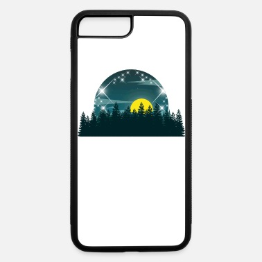 Starry Sky forest starry sky - iPhone 7 & 8 Plus Case