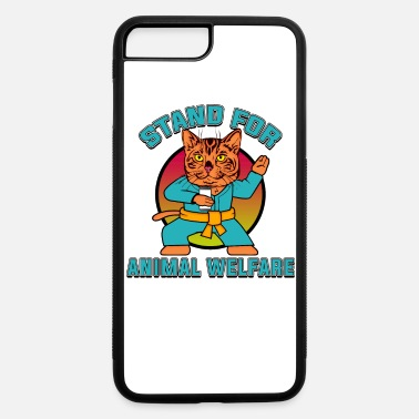 Animal Welfare Stand for animal welfare - iPhone 7 & 8 Plus Case