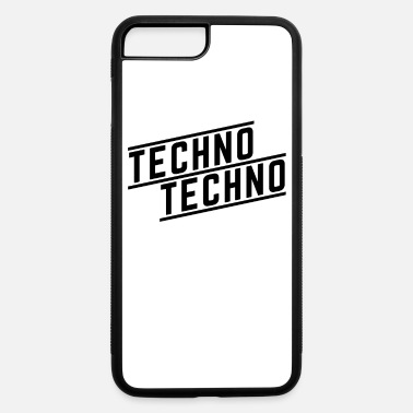 Techno Techno - iPhone 7 & 8 Plus Case