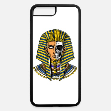 Egyptian History Tutankhamun Egyptian Pharaoh Skull - iPhone 7 & 8 Plus Case