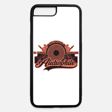 Hifi Audiophile Self Confessed Vintage Hifi Speaker - iPhone 7 & 8 Plus Case