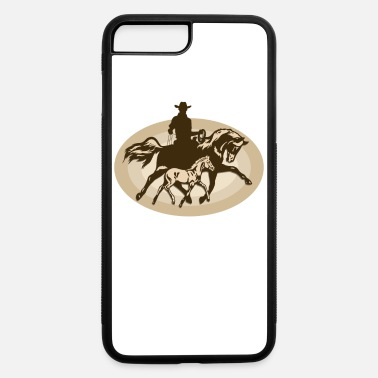 Western Riding Western Riding, Western - iPhone 7 & 8 Plus Case