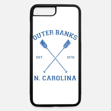 Outer Banks North Carolina Vacation - iPhone 7 & 8 Plus Case