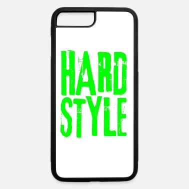 Fan Article Hardstyle Music Techno Rave Festival Clothing - iPhone 7 & 8 Plus Case