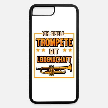 Marchingband Trumpet Music Trumpets Marchingband Gift - iPhone 7 & 8 Plus Case