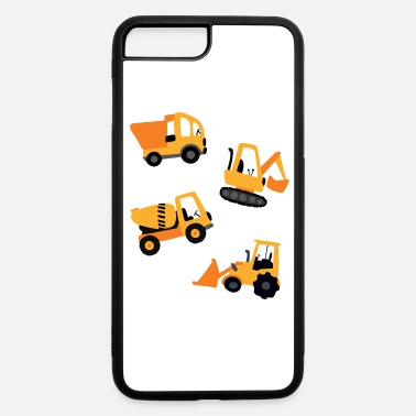 Construction Vehicles Construction Vehicles Pack - iPhone 7 & 8 Plus Case
