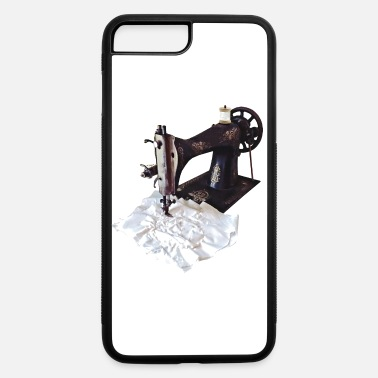 Sewing Machine Vintage Sewing Machine Circa 1850 - iPhone 7 & 8 Plus Case