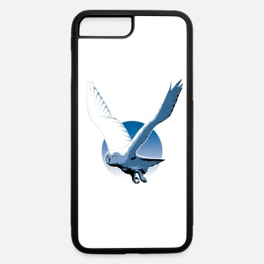 Snowy Snowy Owl - iPhone 7 & 8 Plus Case