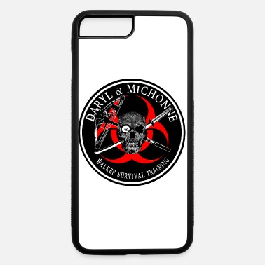 Biohazard Daryl Michonne - iPhone 7 & 8 Plus Case
