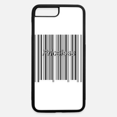 Wearer priceless barcode - iPhone 7 & 8 Plus Case