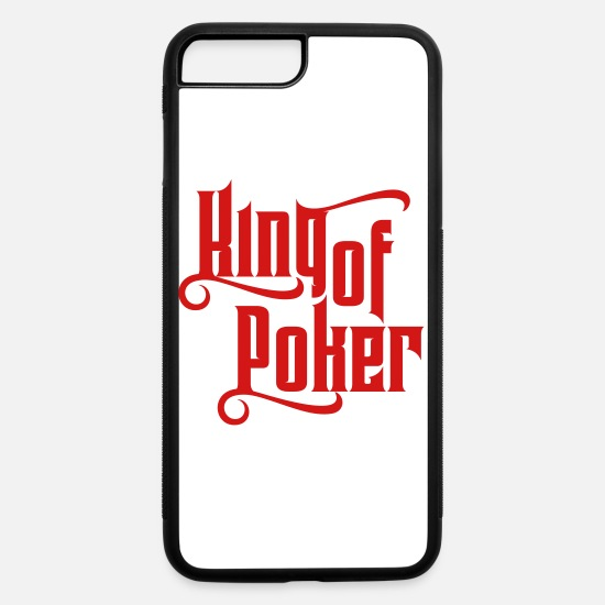 Poker iPhone Cases - poker - iPhone 7 & 8 Plus Case white/black