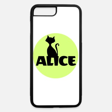Name Day Alice First name Name Personal gift Name day - iPhone 7 & 8 Plus Case