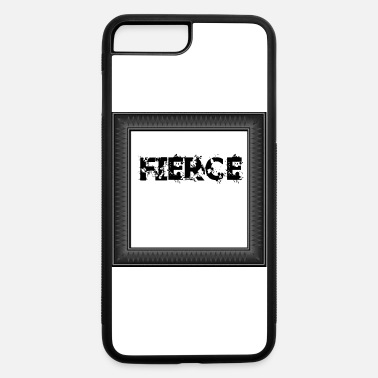 Frame FRAMED FIERCE - iPhone 7 Plus/8 Plus Rubber Case