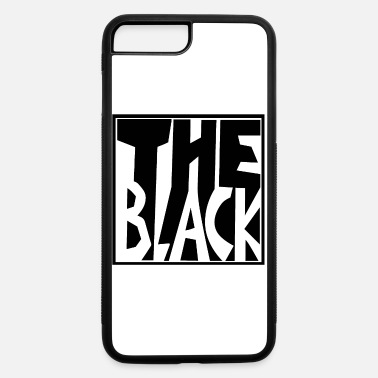 Black the black - iPhone 7 & 8 Plus Case