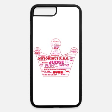 Truth Ruth Bader Ginsburg Notorious RBG Shirt Queen Supreme Crown Shirt - iPhone 7 & 8 Plus Case