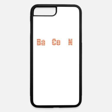 Science When Bacon Is Love, Bacon Is Life Barium Cobalt - iPhone 7 & 8 Plus Case