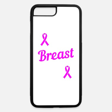 Lanyard Tackle Breast Cancer Football Breast Cancer - iPhone 7 & 8 Plus Case
