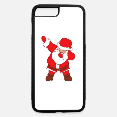 Tree Santa Claus Dabbing Dabbin' Christmas Design For - iPhone 7 & 8 Plus Case