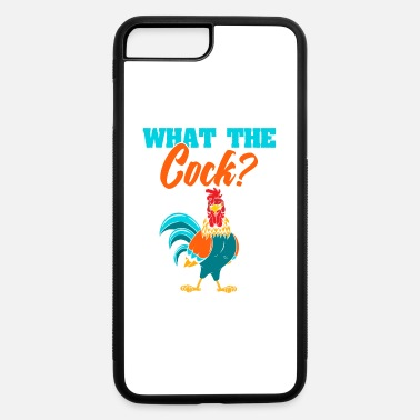 Adult Humor Naughty Adult Humor Shirt For Adults What The - iPhone 7 & 8 Plus Case