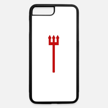 Manchester Red Pitchfork - iPhone 7 & 8 Plus Case