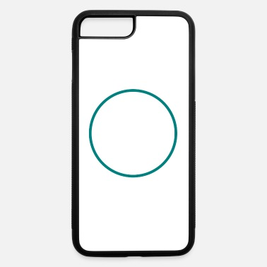 Symbol Circle ring shape symbol - iPhone 7 & 8 Plus Case
