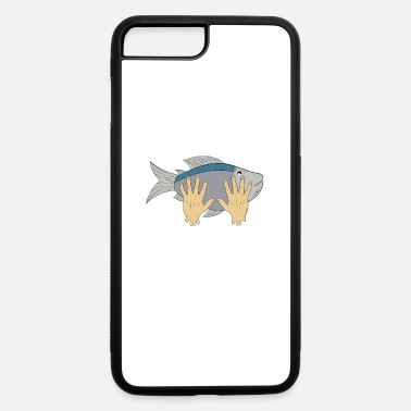 Conflict Sarcastic Fishing Shirt For Fishers Mine's So - iPhone 7 & 8 Plus Case
