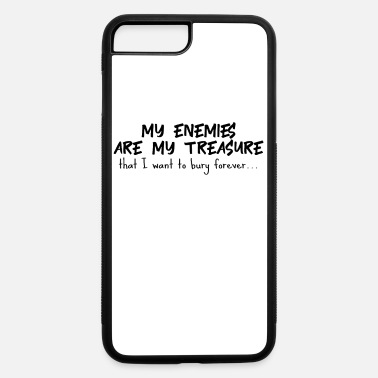 Enemy Enemies - iPhone 7 & 8 Plus Case