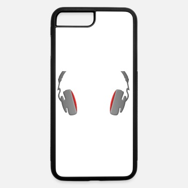Mp3 Headphones Cool Simply and Classy - iPhone 7 & 8 Plus Case