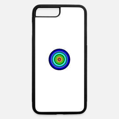 Circle Circle in Circle - iPhone 7 & 8 Plus Case