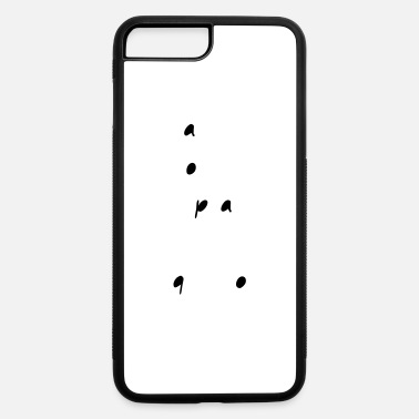 Dot Dots - iPhone 7 Plus/8 Plus Rubber Case