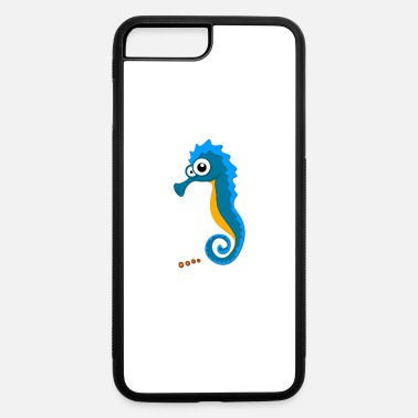 Sea Sea Horse on the Sea - iPhone 7 & 8 Plus Case